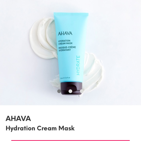 Ahava Other - New! AHAVA Hydration Cream Mask - Sealed